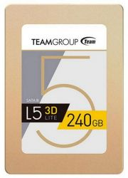 SSD-накопитель 240Gb Team Group L5 Lite 3D T253TD240G3C101 SATA 2.5""