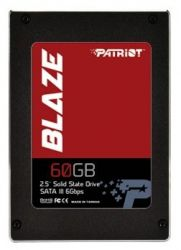 SSD-накопитель 60Gb Patriot BLAZE PB60GS25SSDR SATA 2.5""