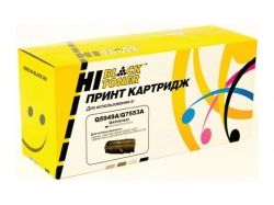 Картридж HP Q5949 HI black toner