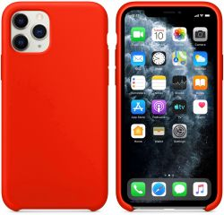 Чехол iPhone 11 Pro Silicone Case - Red Красный