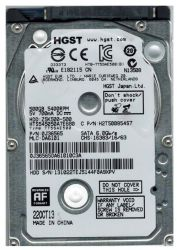 Жесткий диск HITACHI Z5K500 500GB SATA 6GB (0J38065)