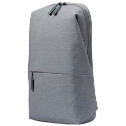 Рюкзак Xiaomi Mi City Sling Bag Light Grey