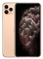 Смартфон Apple IPhone 11 Pro Max 64Gb Gold*