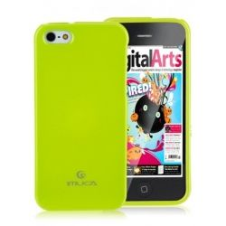 Накладка iPhone 4/4S Imuca Apple green
