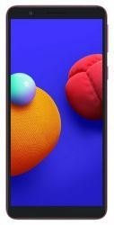 Смартфон SAMSUNG GALAXY A01 Core 16Gb (SM-A013F/DS) Red*