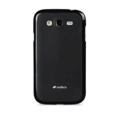 Накладка Samsung Grand I9082 Melkco Black mat
